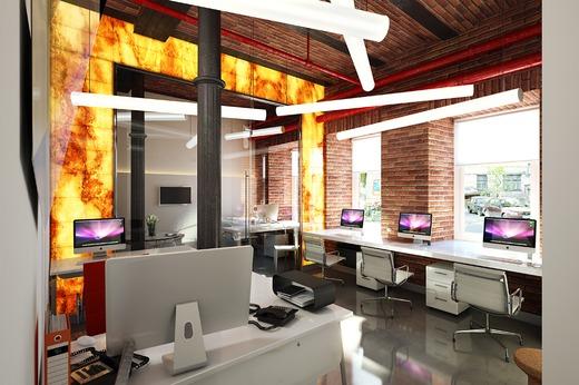 Фото дизайн студия в работе
